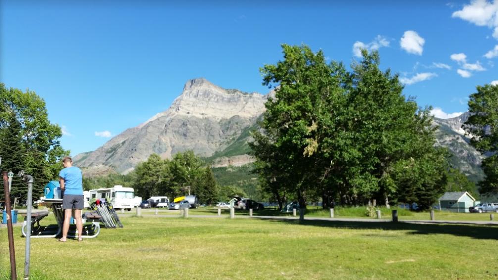 Alberta camp