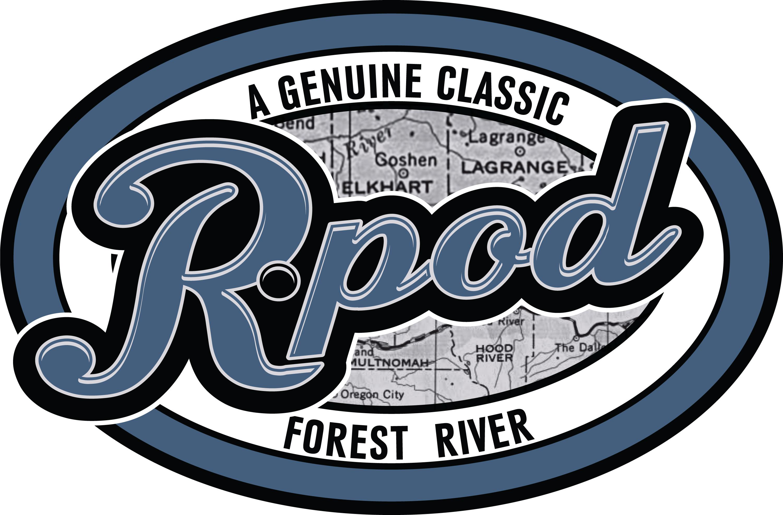 R Pod Logo