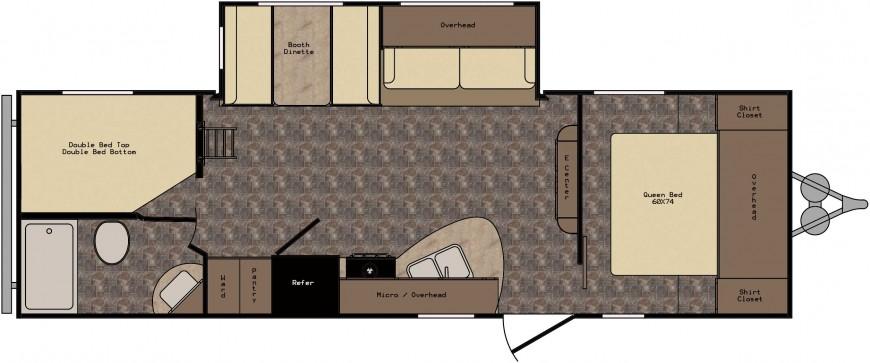 ZT272BH Floorplan