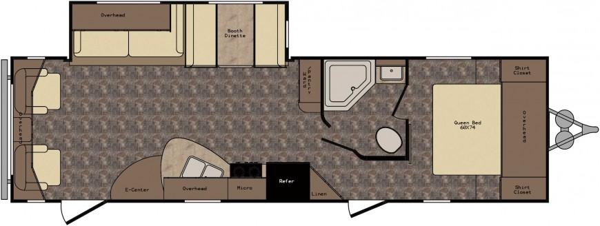 ZT291RL Floorplan