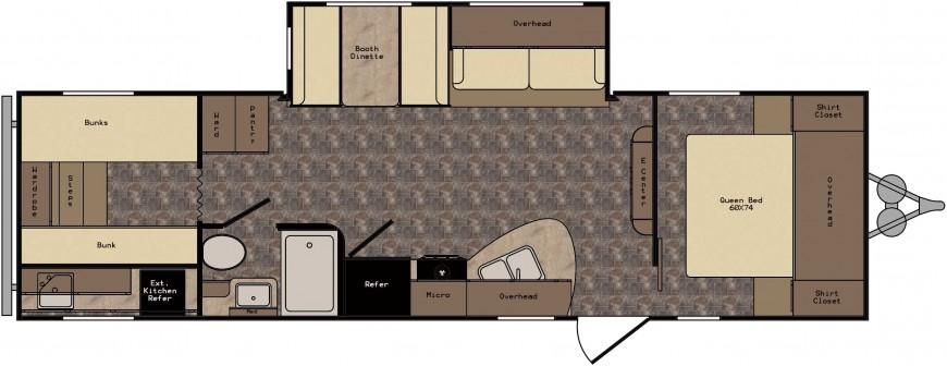 ZT302KB Floorplan