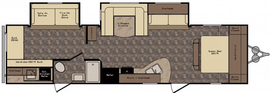 ZT328SB Floorplan