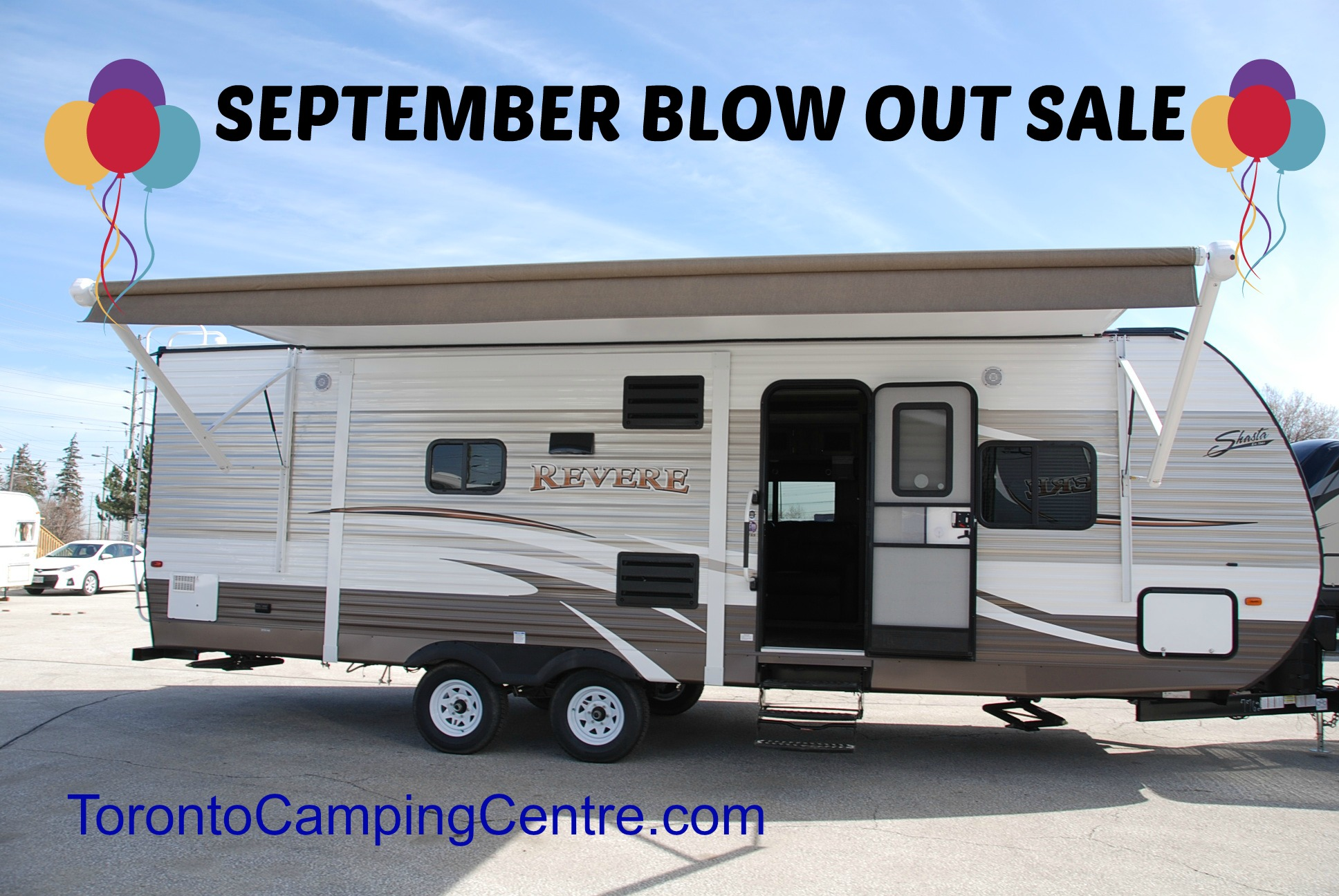 SEPTEMBER BLOW OUT SALE