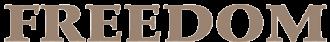 Rockwood Freedom Tent Trailer Logo