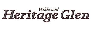 Wildwood Heritage Glen Travel Trailer Logo