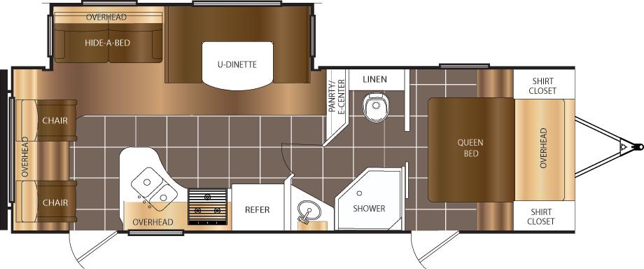 2640RLS Floorplan