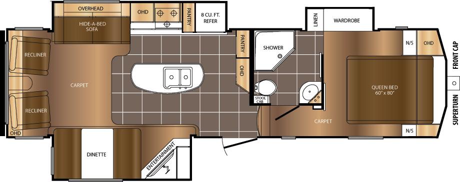 294RLT Floorplan