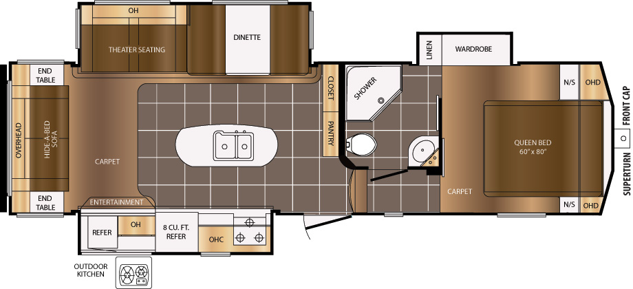 297RSK Floorplan
