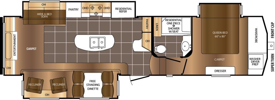 321RES Floorplan