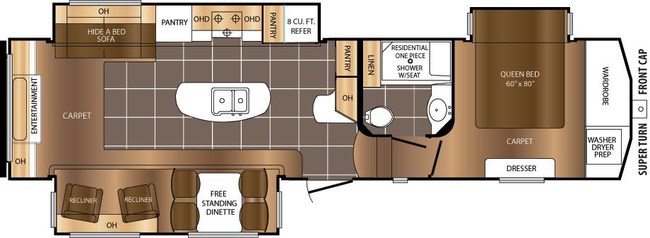 322RES Floorplan