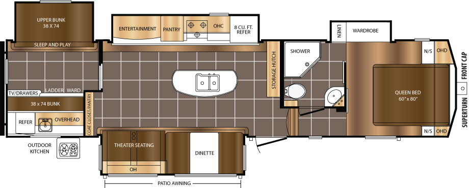337QBH Floorplan
