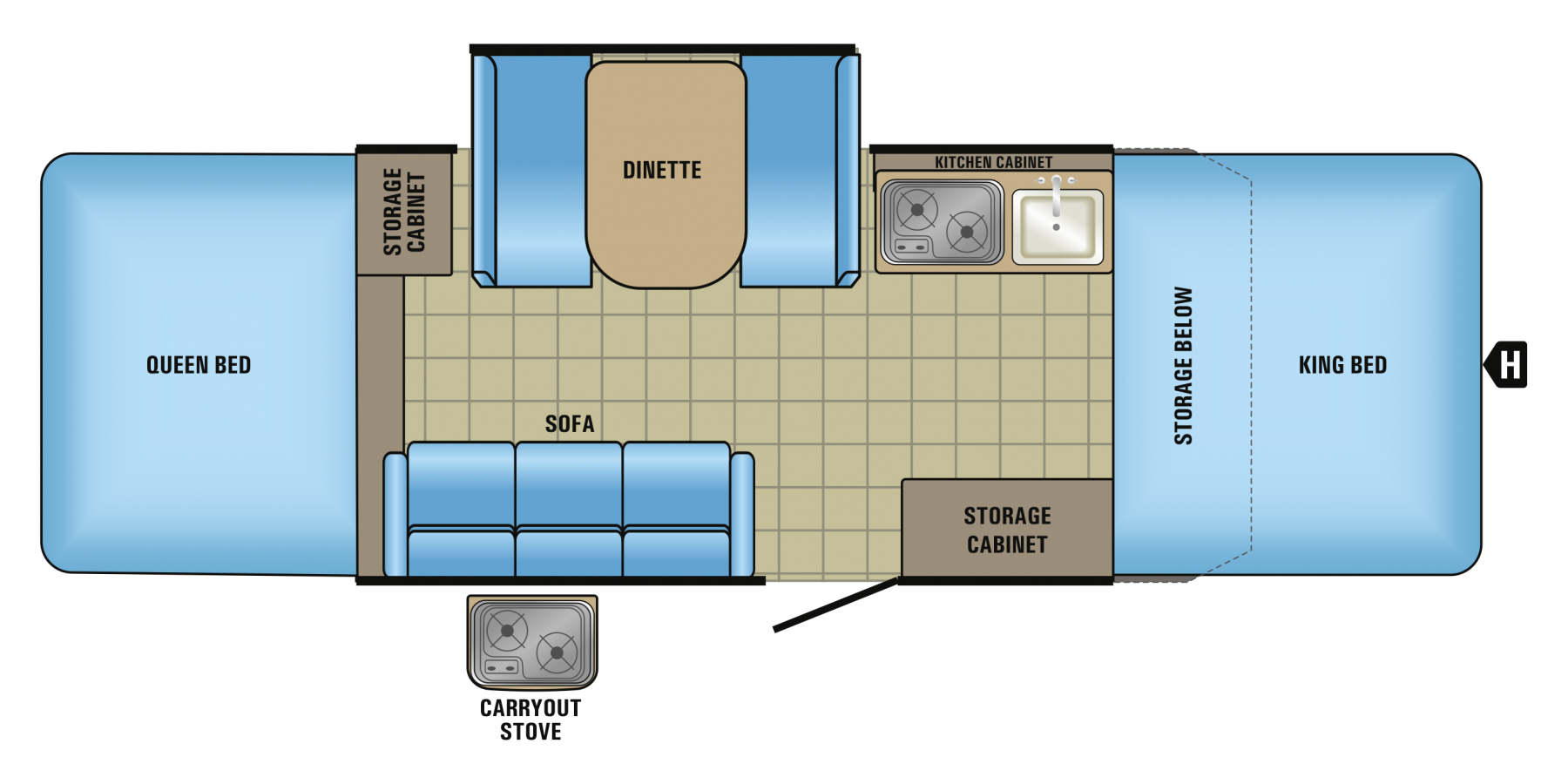 12SC Floorplan