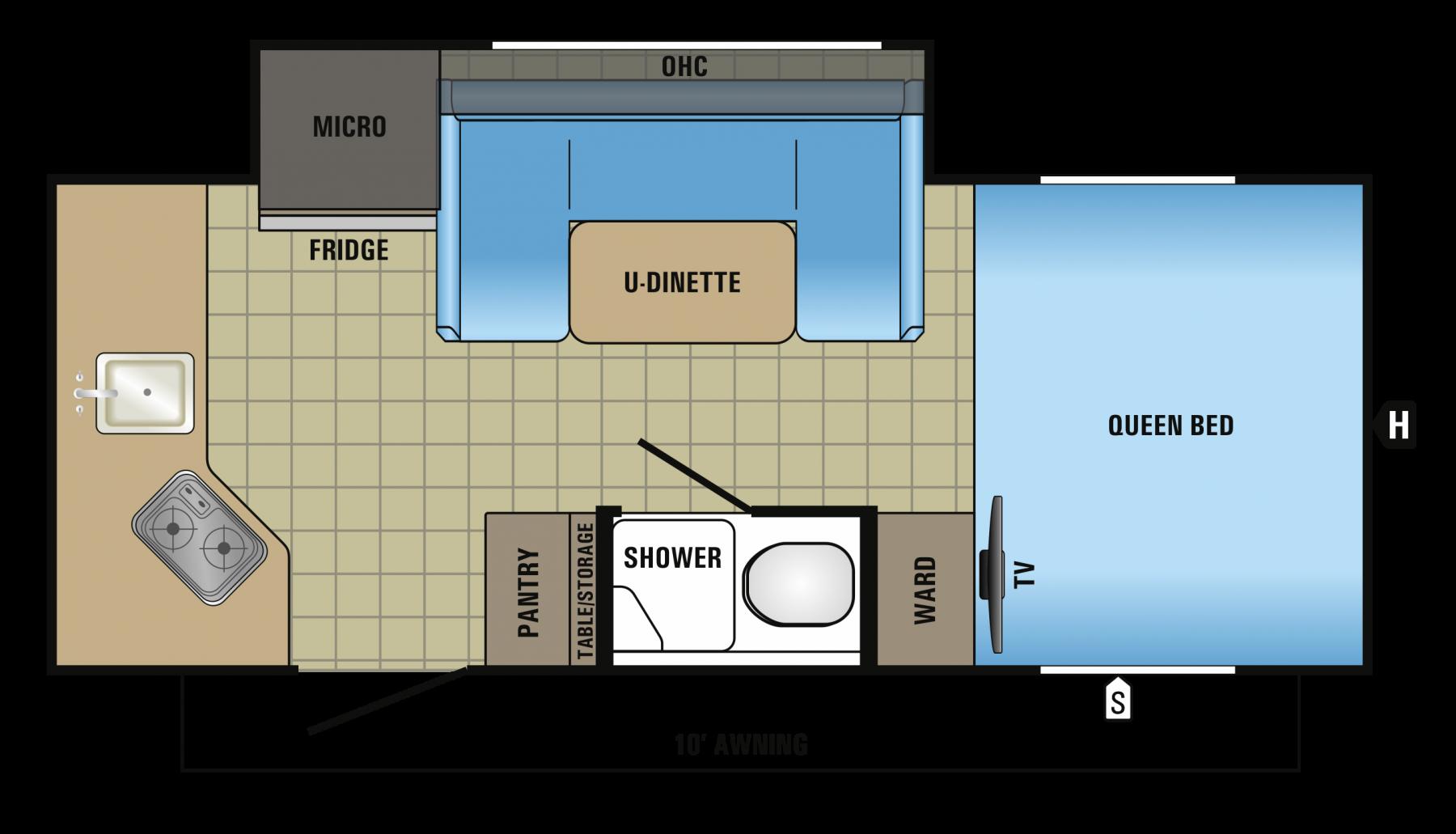 17RK Floorplan