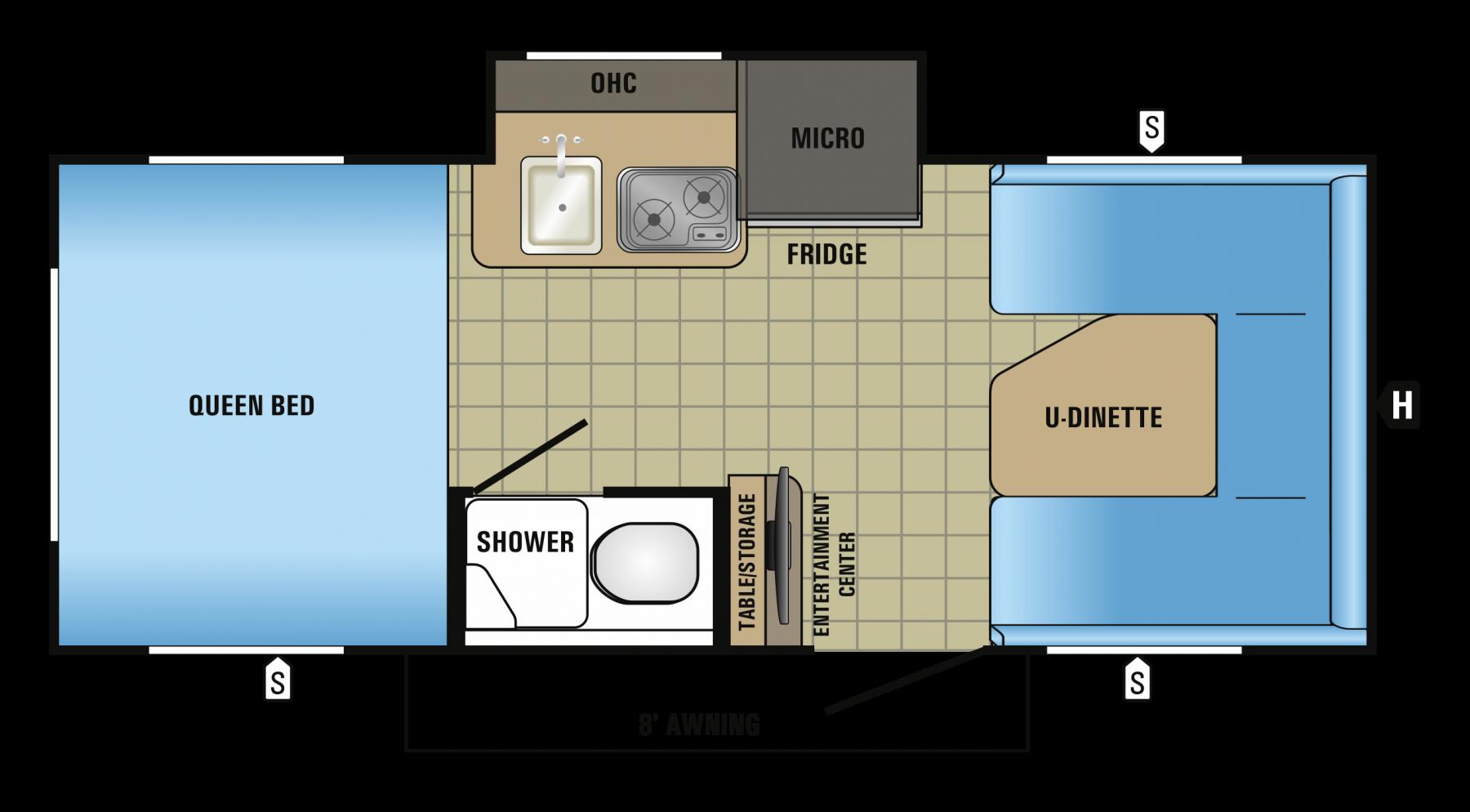 17FD Floorplan