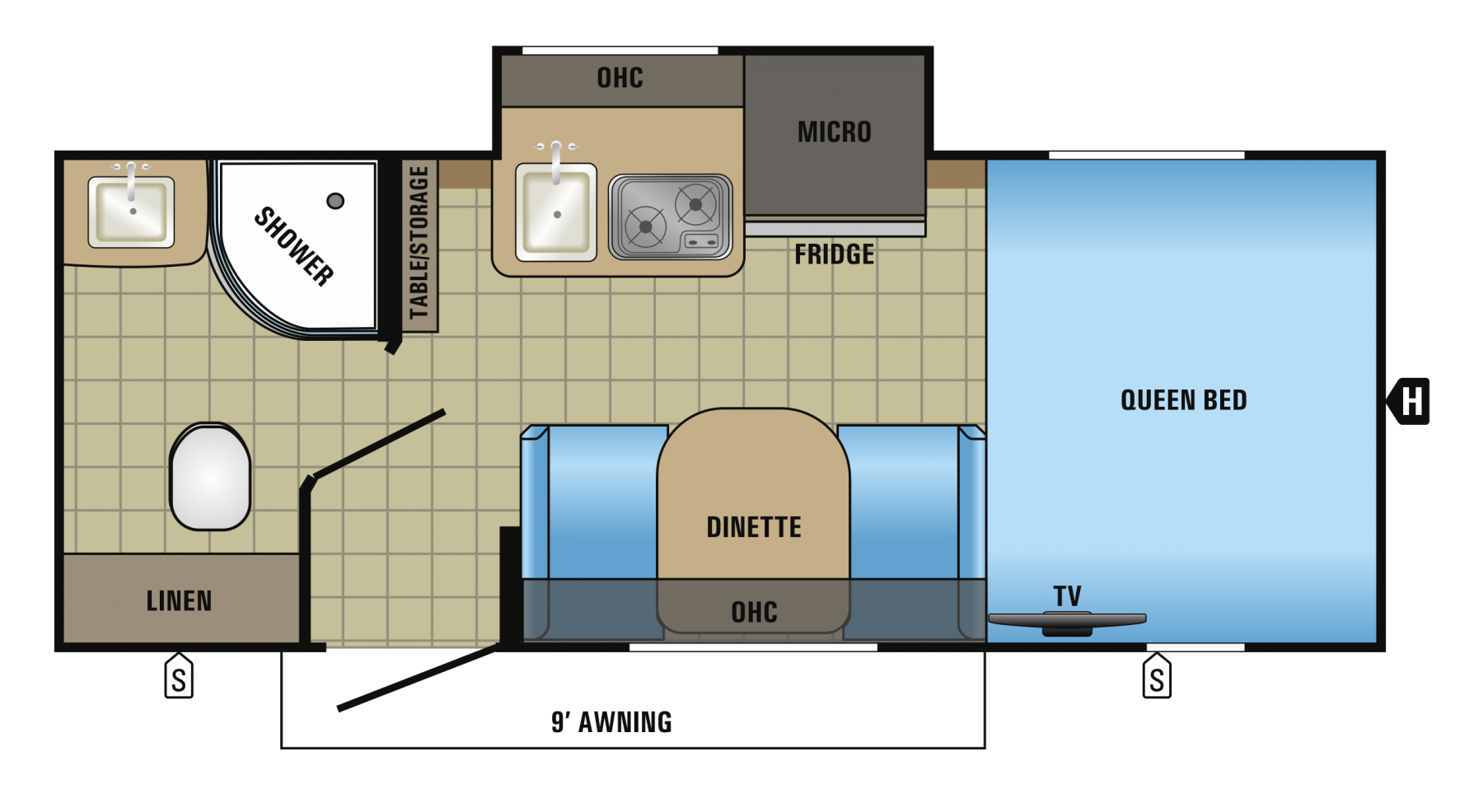17RB Floorplan
