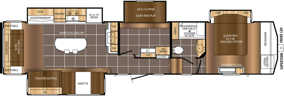 380MBH Floorplan