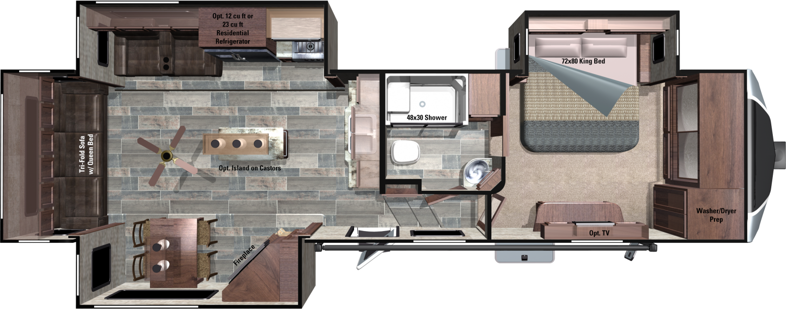 3X349RLS Floorplan