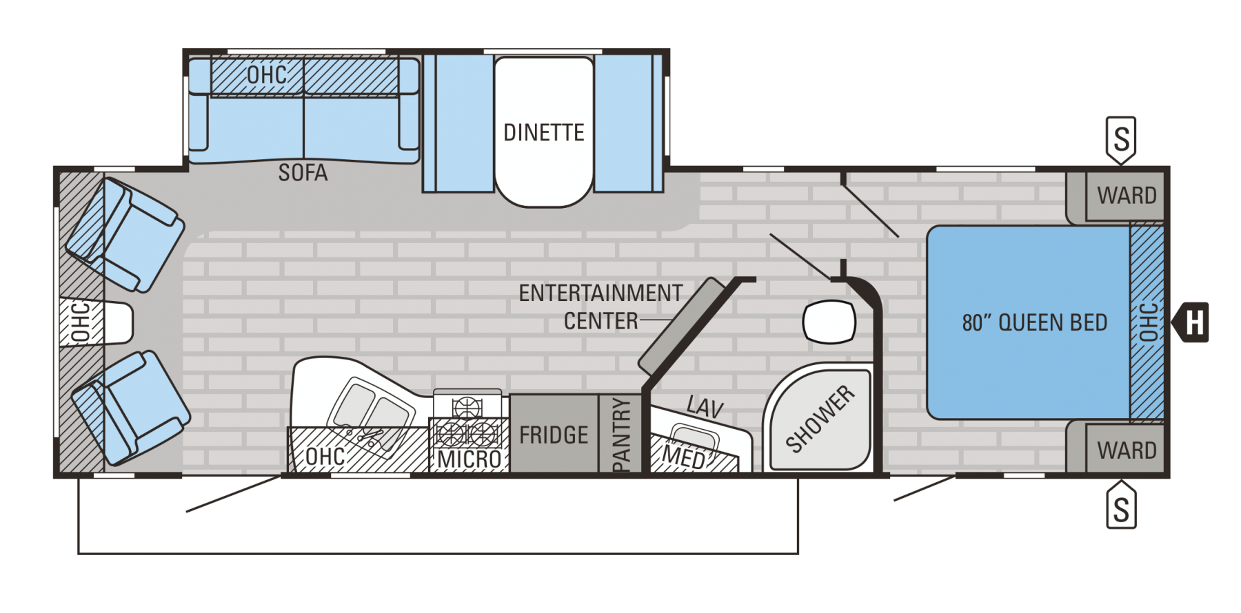 28RLS Floorplan