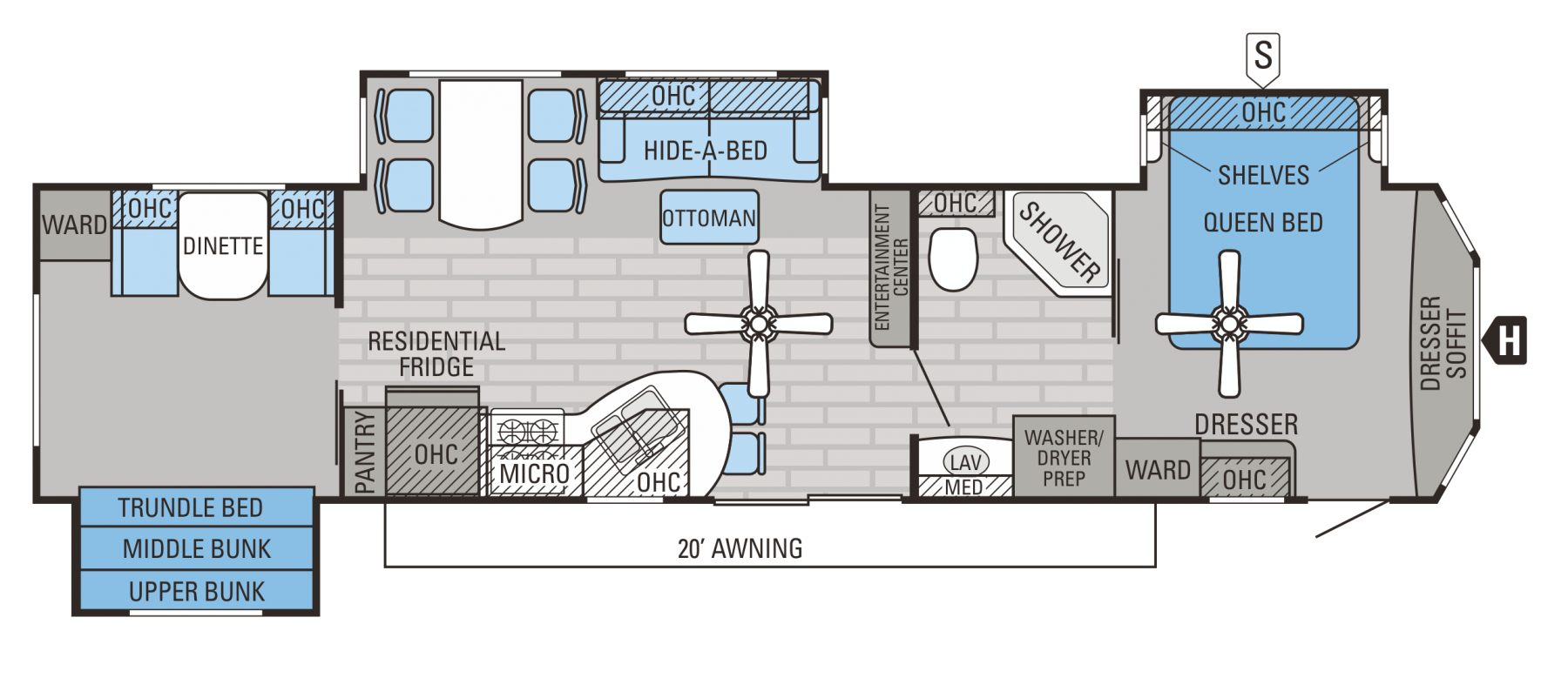 40DBTS Floorplan