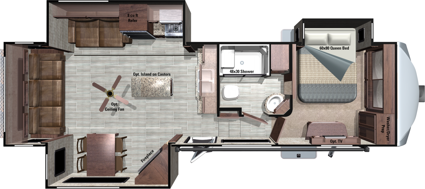 MF337RLS Floorplan