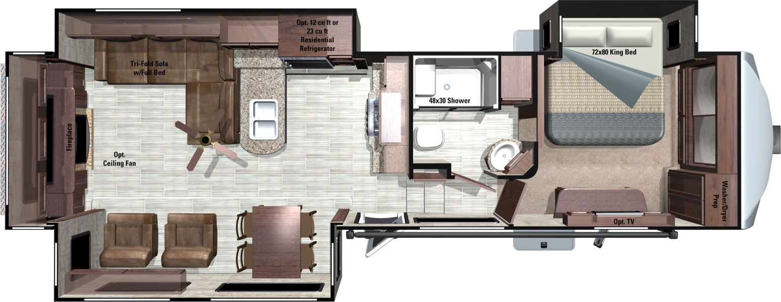 MF347RES Floorplan