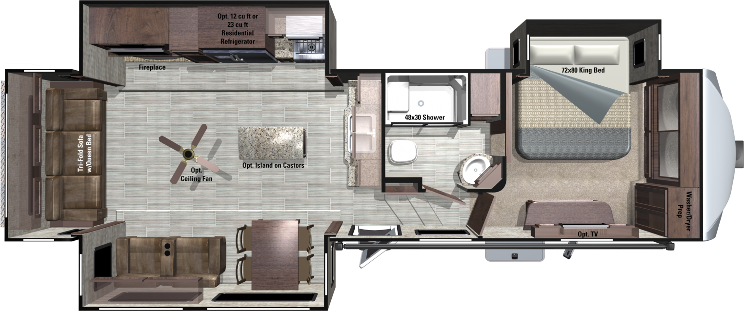 MF348RLS Floorplan