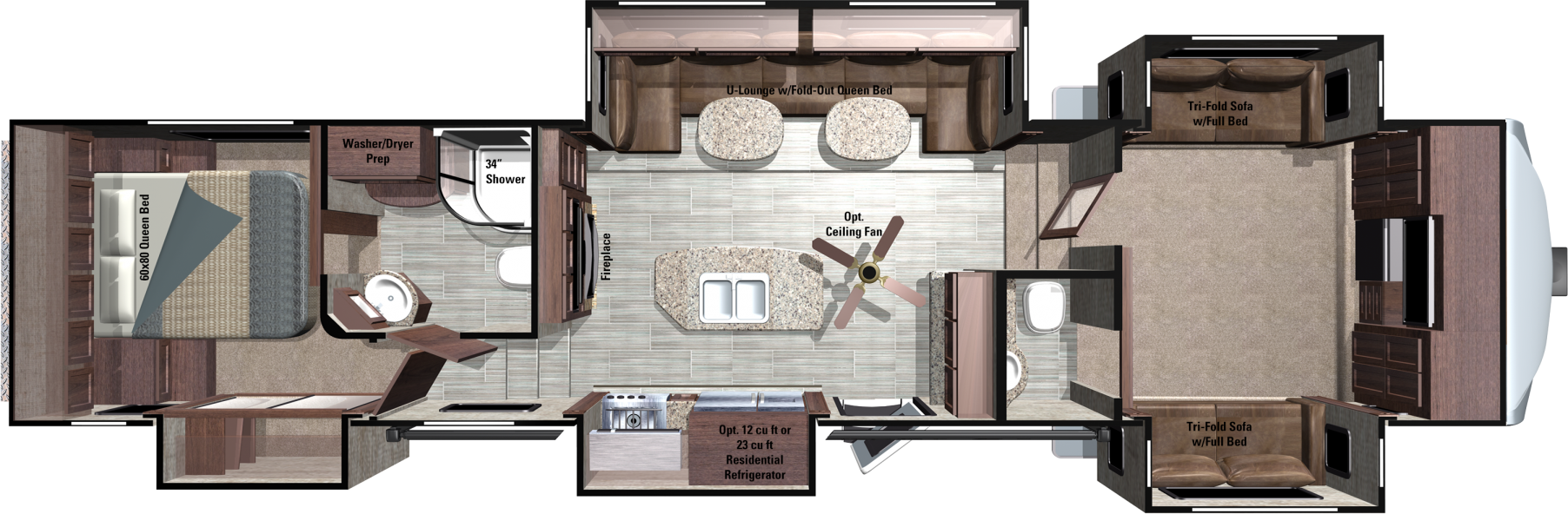 MF376FBH Floorplan