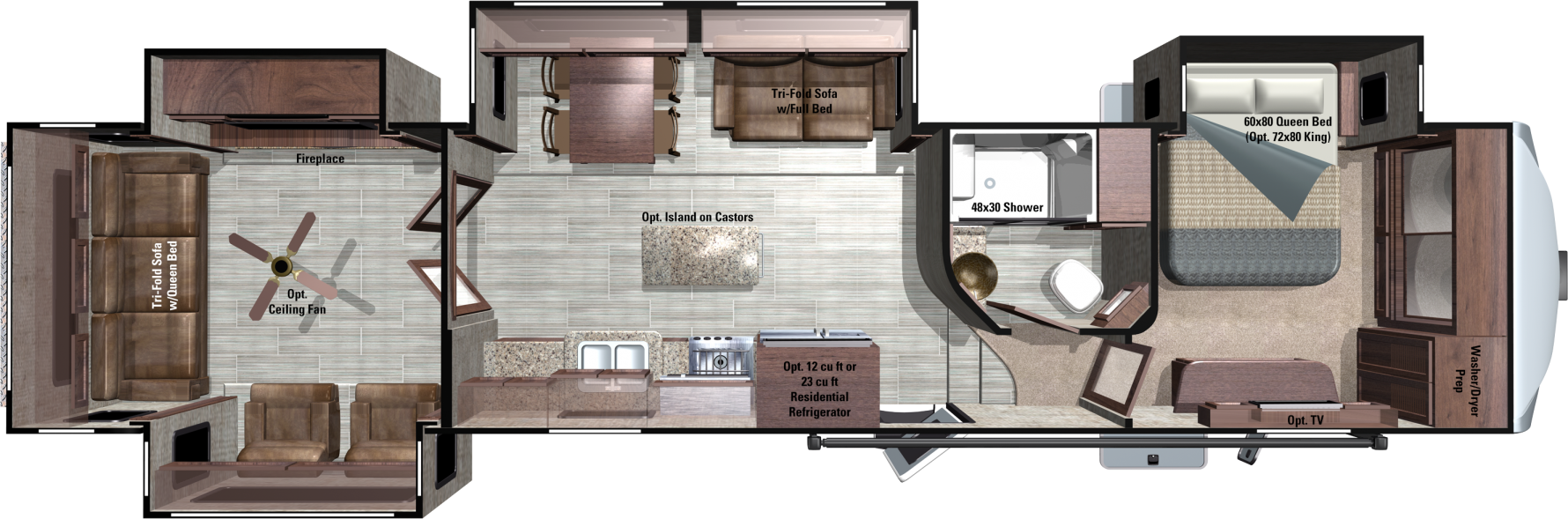 MF430RLS Floorplan