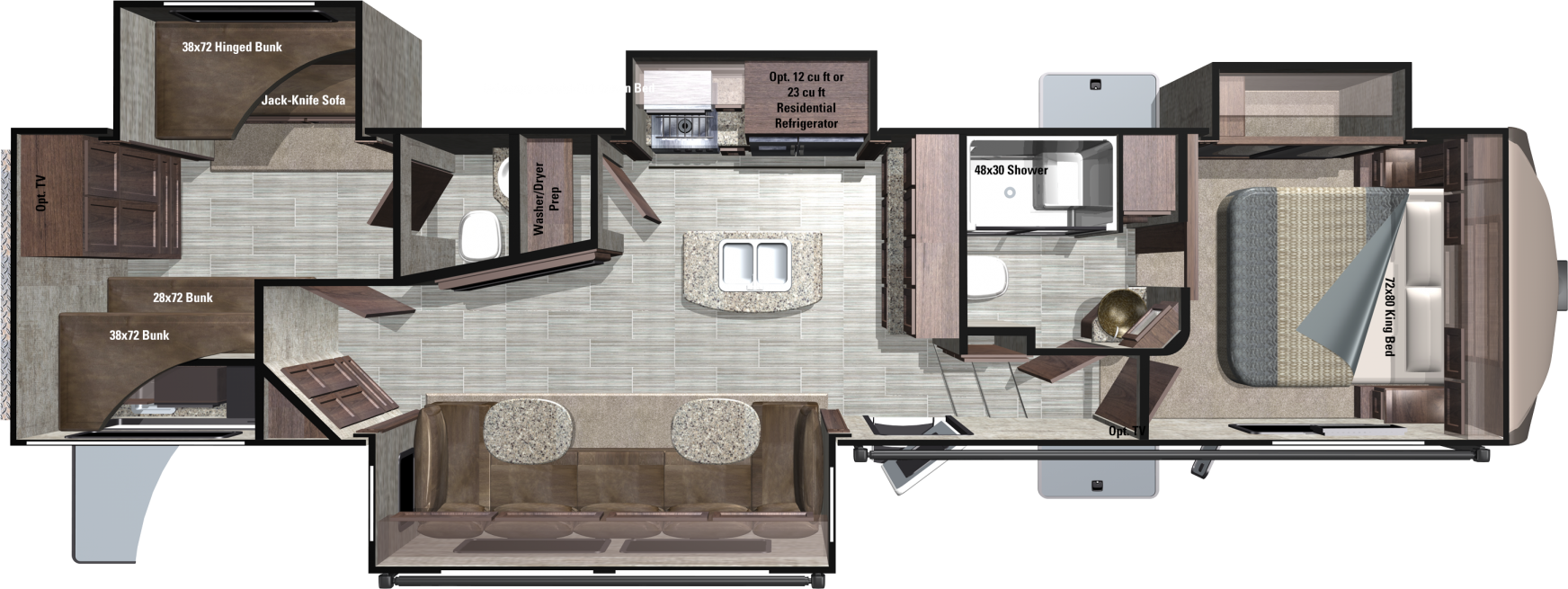 MF374BHS Floorplan