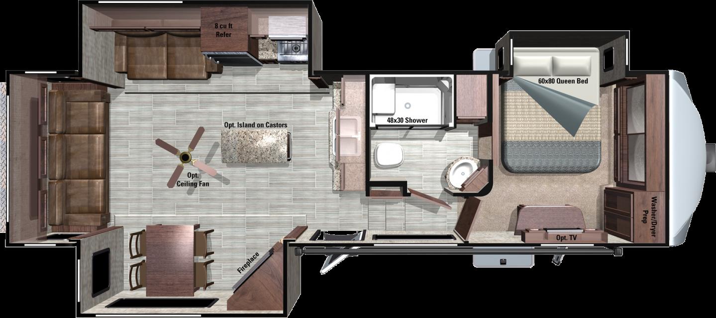 RF337RLS Floorplan