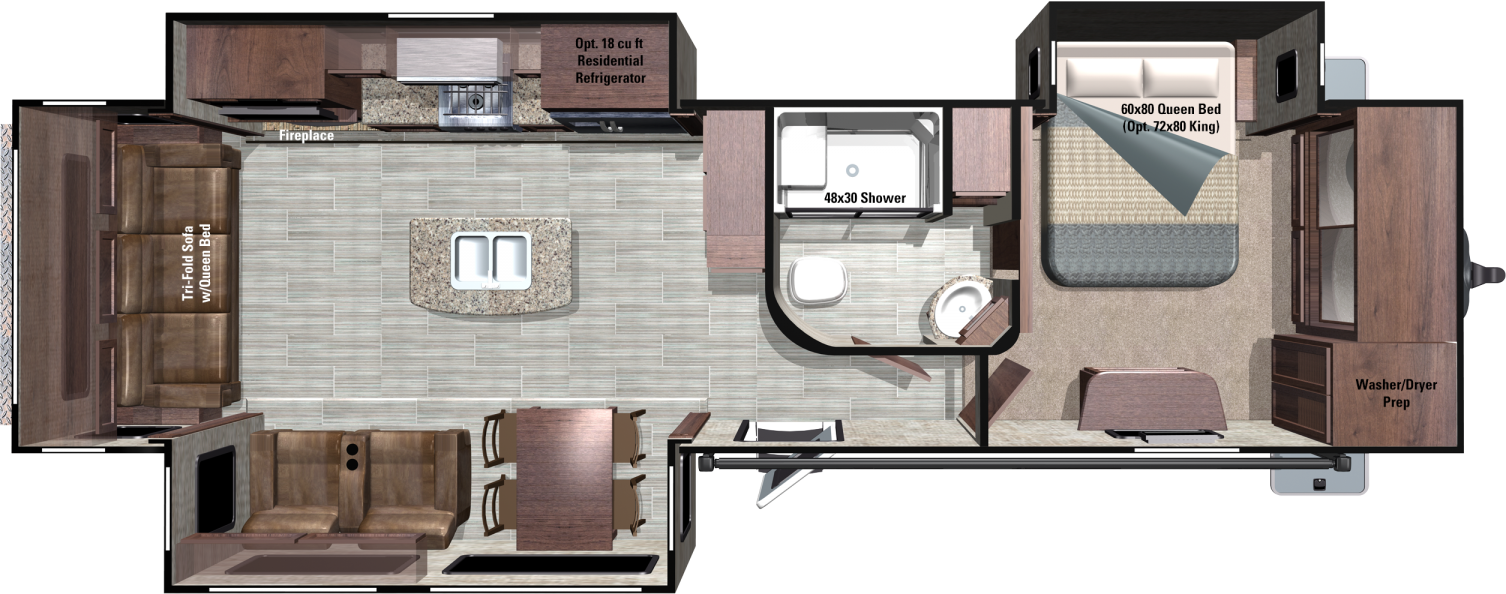 RT323RLS Floorplan