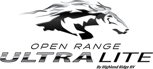 Open Range Ultra Lite Travel Trailer Logo