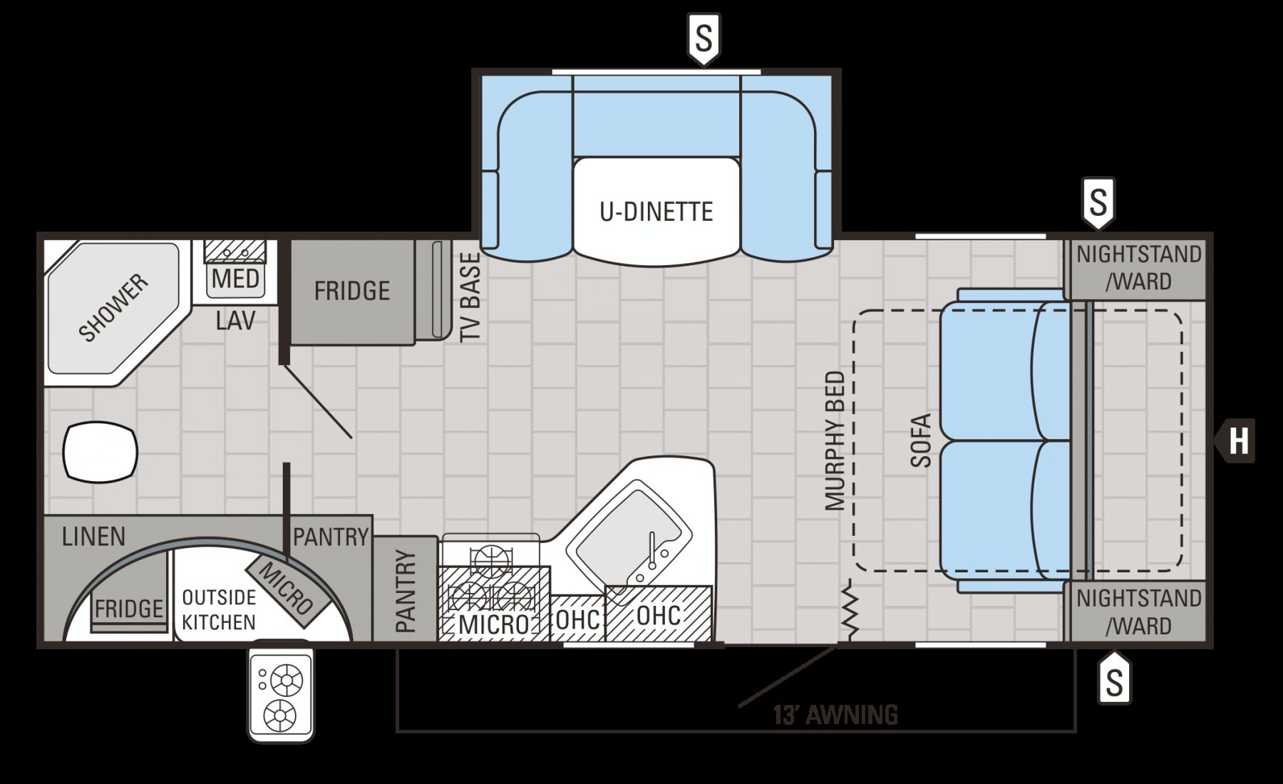 23MRB Floorplan