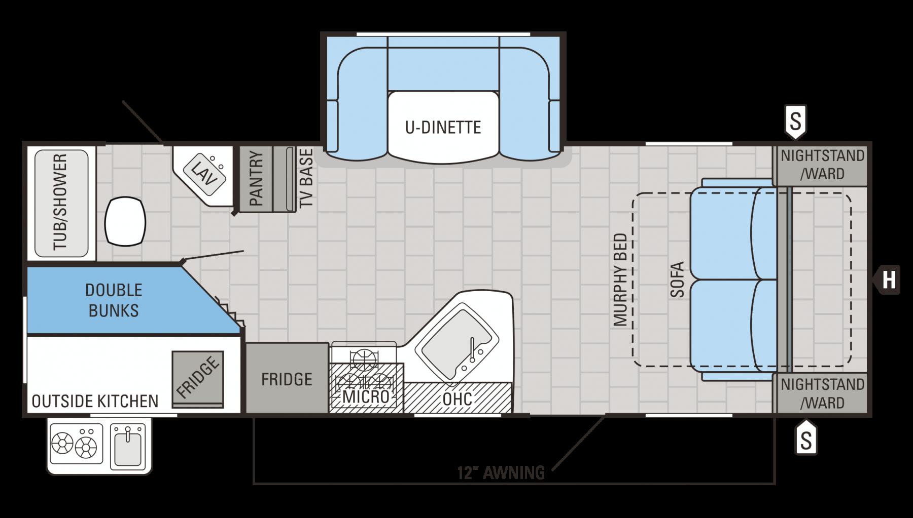 24MBH Floorplan