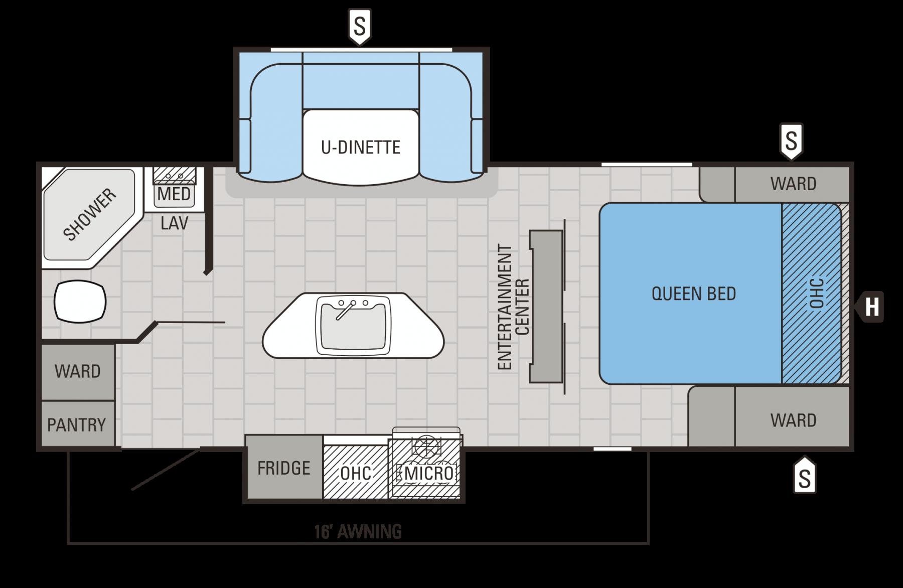 24RDB Floorplan