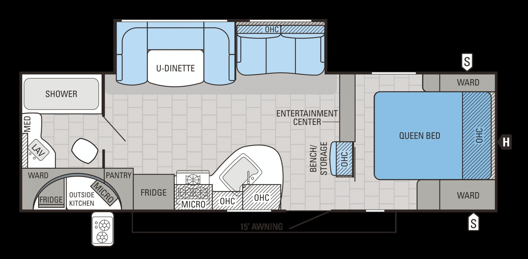 27RBOK Floorplan