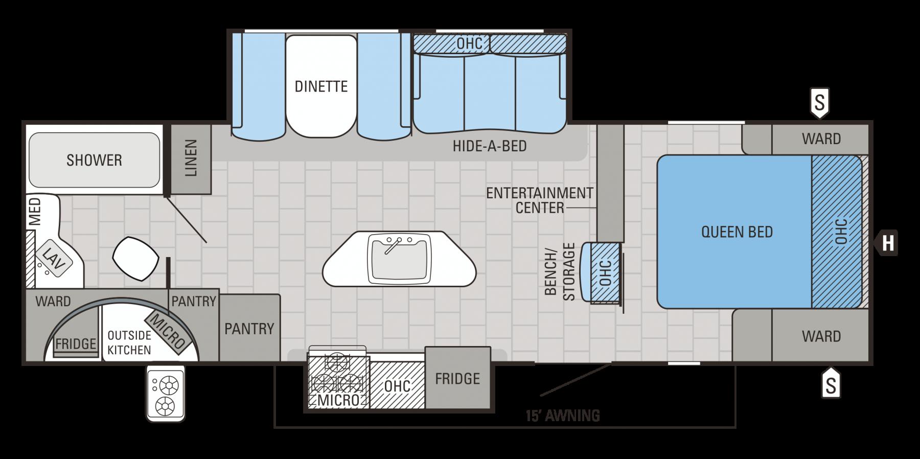 28RBKS Floorplan