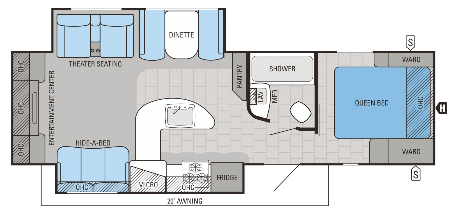 29REKS Floorplan