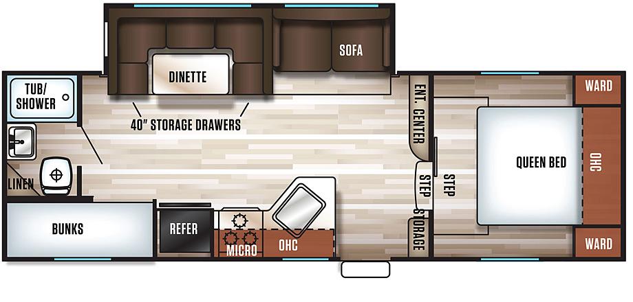 235B - Floorplan