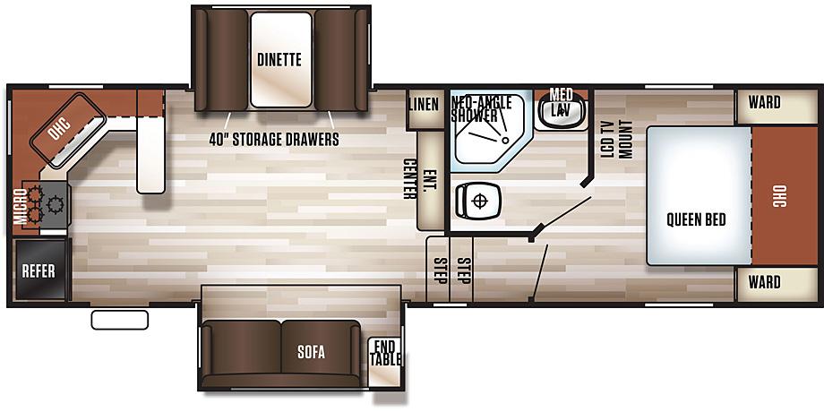 255P - Floorplan