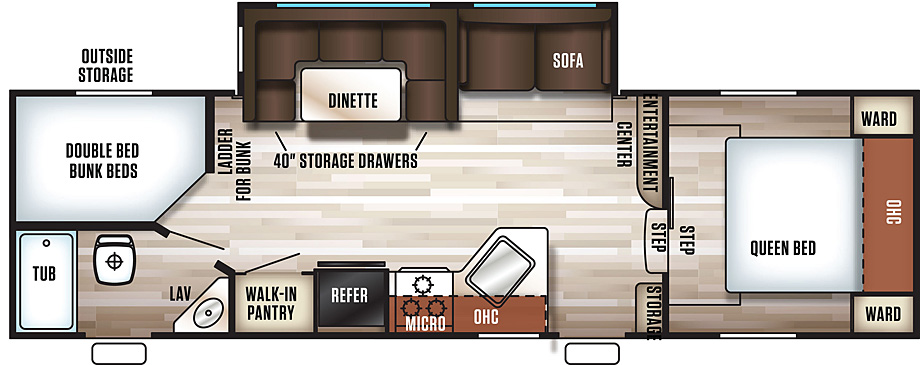 265B - Floorplan