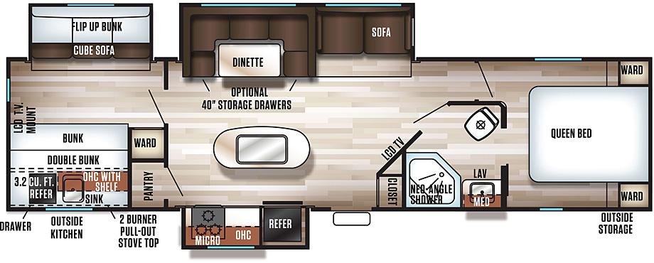 304BH - Floorplan
