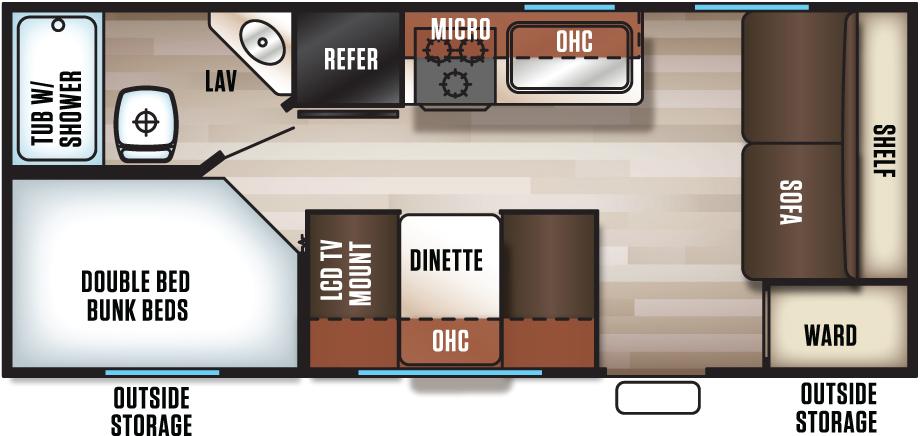 17BHSE - Floorplan