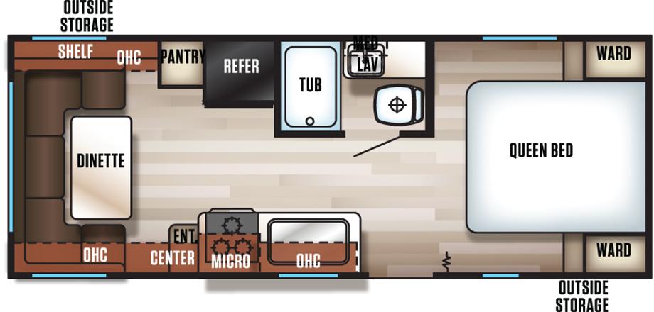 20RDSE - Floorplan