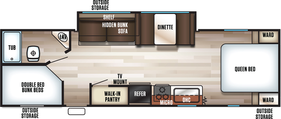 26CKSE - Floorplan