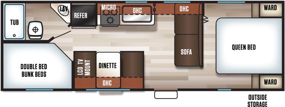 26DJSE - Floorplan