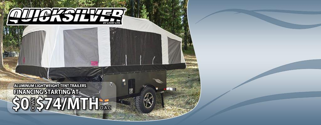 Quicksilver Tent Trailers