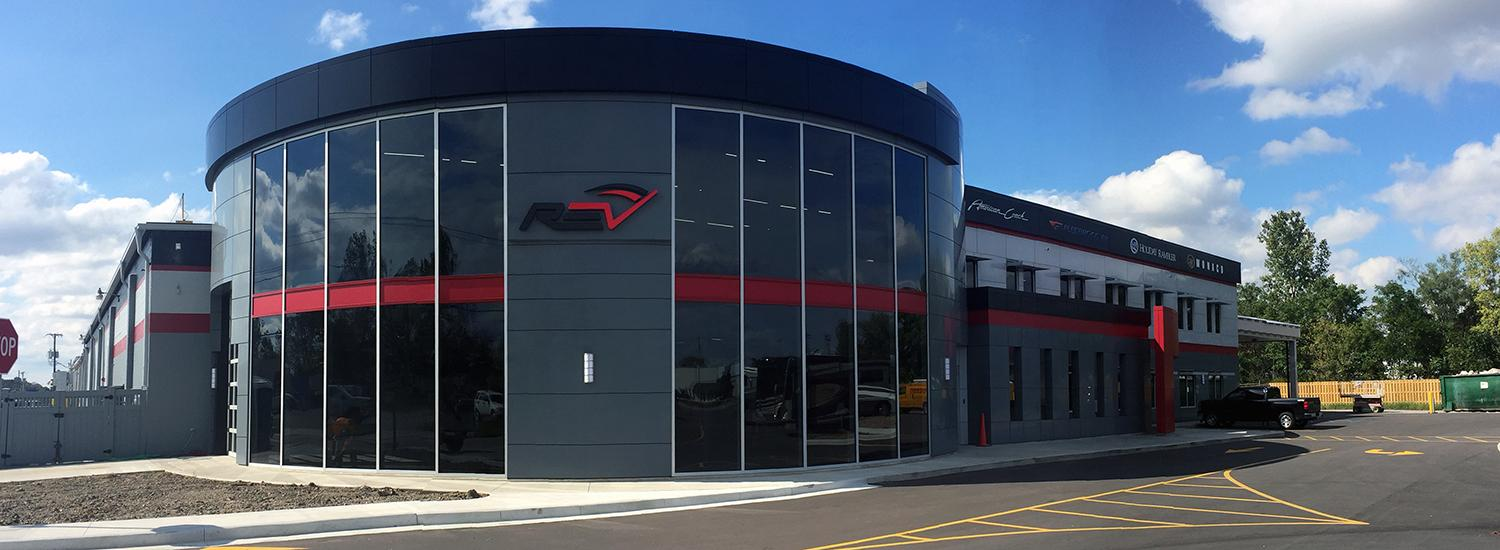 Featured image for REV Group unveils new Customer Centre