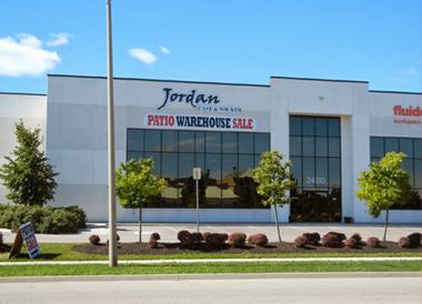 Jordan Cast & Wicker Oakville Location