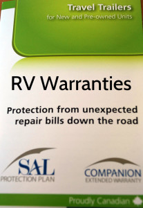 RV Warranties - Thumbnail